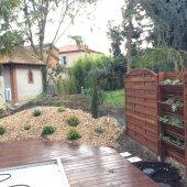Jb et son jardin