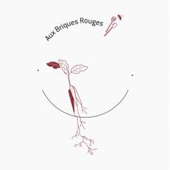 Logo de Aux Briques Rouges