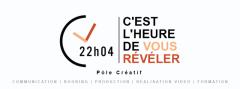 Logo de 22h04 | Pôle Créatif
