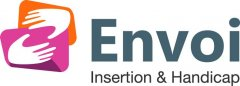 Logo de ENVOI Insertion & Handicap