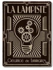 Logo de La Lampiste