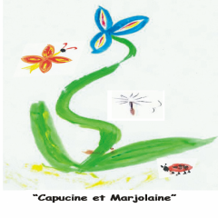 Logo de CAPUCINE et MARJOLAINE
