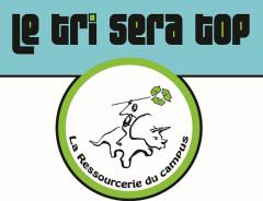 Logo de Le tri sera top