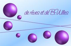 Logo de de rêves et de B.U.lles