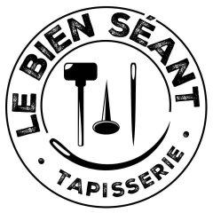 Logo de Le Bien Seant Tapissier
